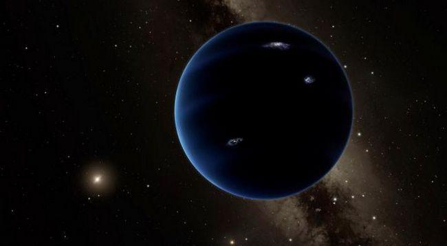 numele celei de-a zecea planetă a sistemului solar