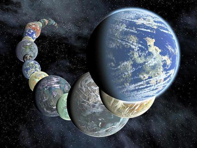 ce este a zecea planetă a sistemului solar