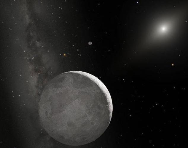 A zecea planetă a sistemului solar