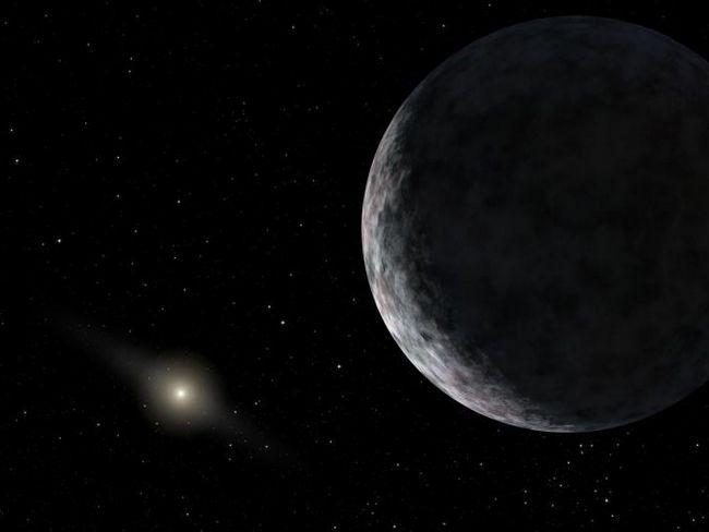 există o planetă de 10 în sistemul solar
