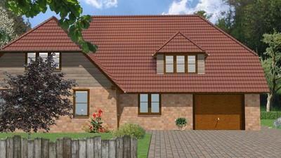 Modelarea 3D a unei case, apartamente, birouri