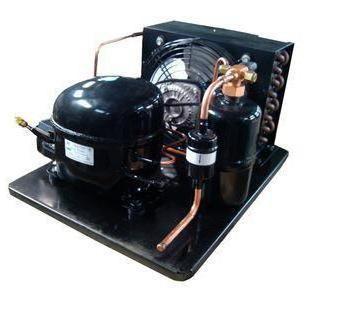 unitatea de condensare a compresorului