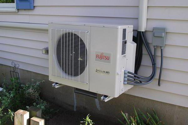 unitatea de temperatură a condensatorului compresorului