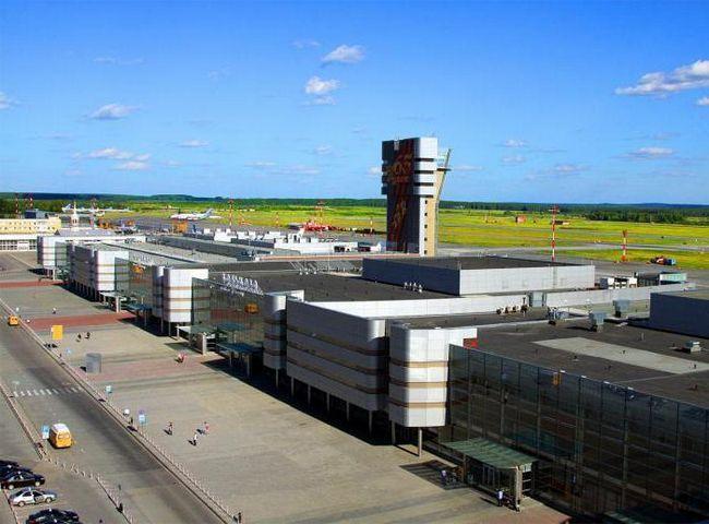 Aeroportul Ekaterinburg