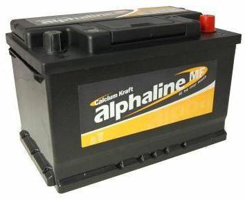 Alphaline Battery: recenzii, specificații și specificații tehnice