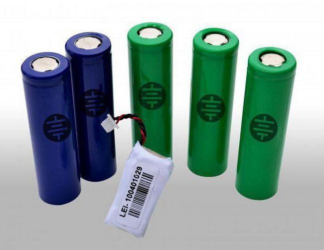 acumulator litiu-ion încărcat corect