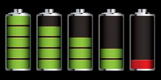 ca prima dată când încărcați bateria litiu-ion