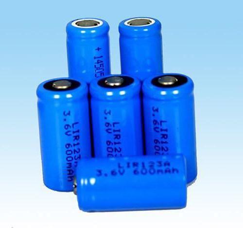 baterii reîncărcabile cu litiu