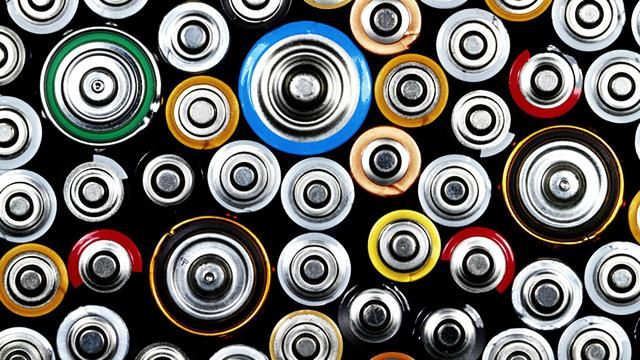 aaa baterii reîncărcabile
