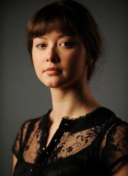 Alexandra Volkova biografia actritei