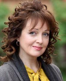 Actrita Svetlana Amanova