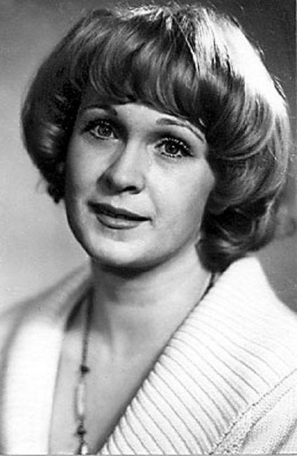 actrita Svetlana Shershneva