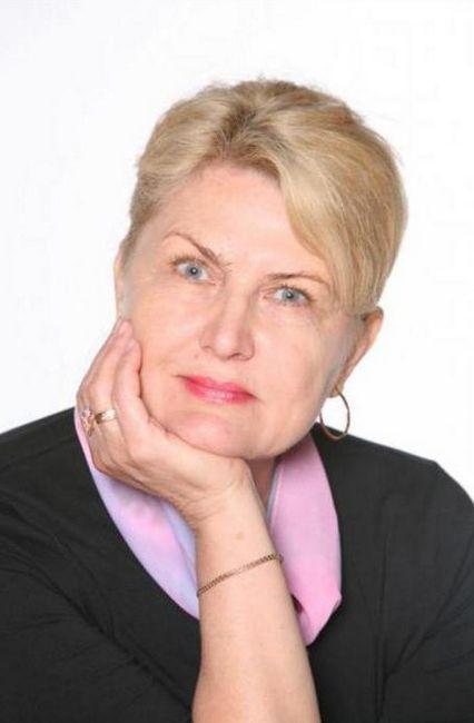 Actrița Svetlana varetskaya