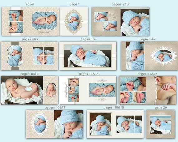 Album foto pentru băiat