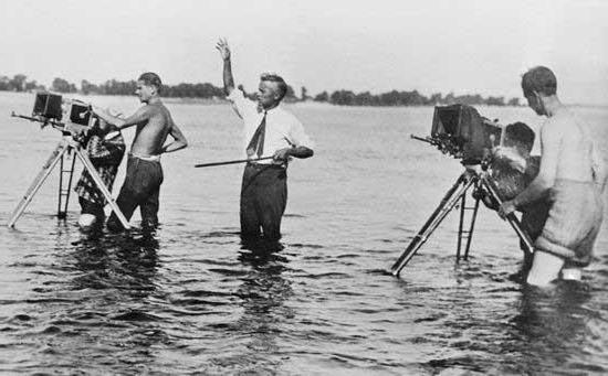 Dovada pentru filmografia lui Dovzhenko