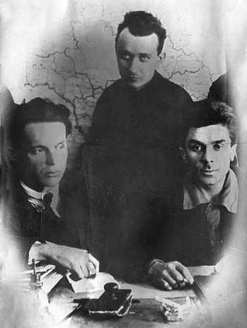 Regizorul Alexander Dovzhenko
