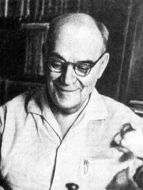 Alexander Solodovnikov: Poet rus