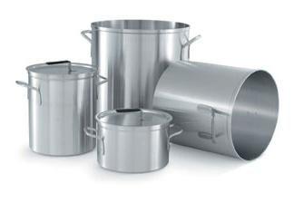 Articole de unică folosință din aluminiu