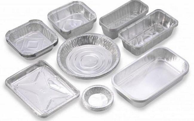 aluminiu foaie de alimentare