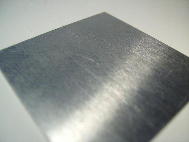 chimice ale aluminiului