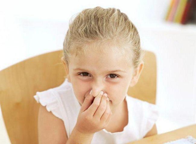 caracteristicile de vârstă ale analizorului olfactiv