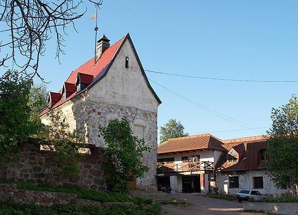 Adresă burgheză din domiciliul Vyborg