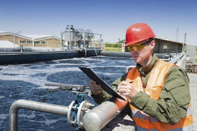 tehnician chimic de purjare a apei