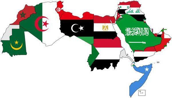 Lista țărilor arabe