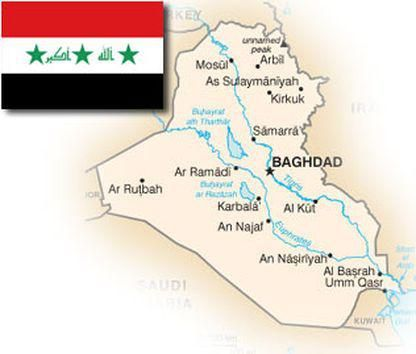 Țara Irak