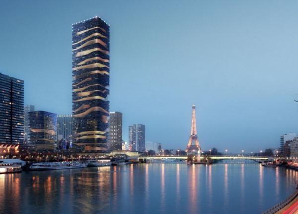 Arhitectura viitorului: cele mai bune proiecte