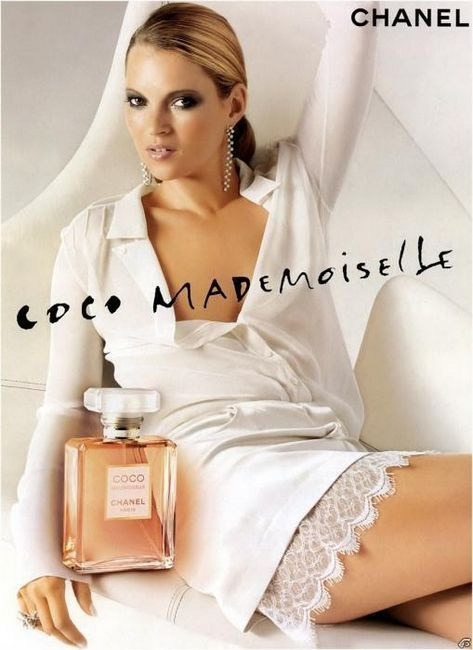 Parfum `Coco Mademoiselle` - chic francez