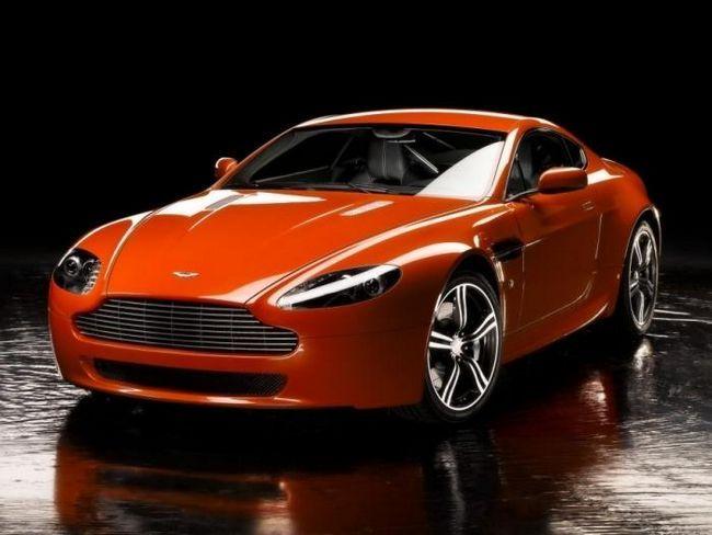Aston Martin V8 Vantage și cele mai recente modificări ale acestuia