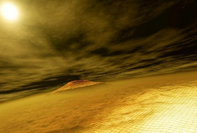Compoziția atmosferei lui Marte