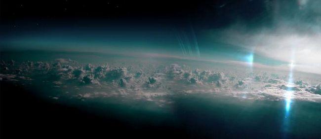 planeta uraniu atmosfera