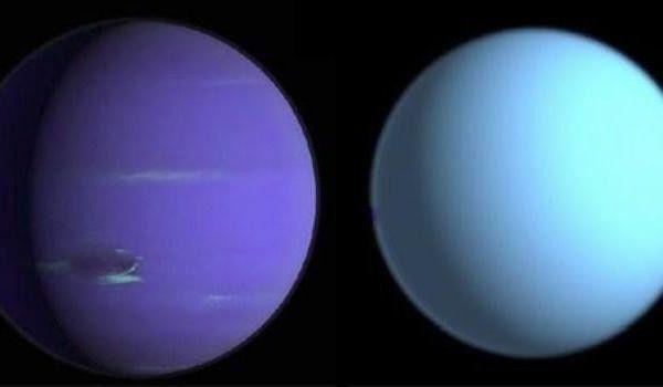 atmosferă de uraniu și neptun