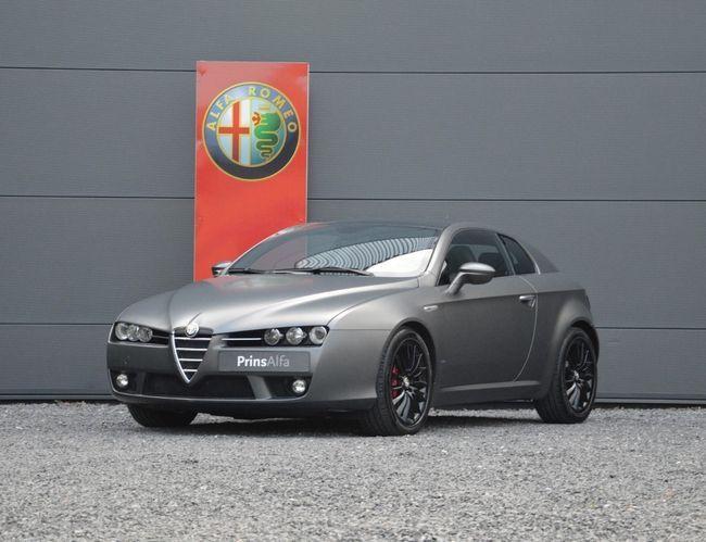 Masina Alfa Romeo Brera: opinie, specificatii, caracteristici si recenzii