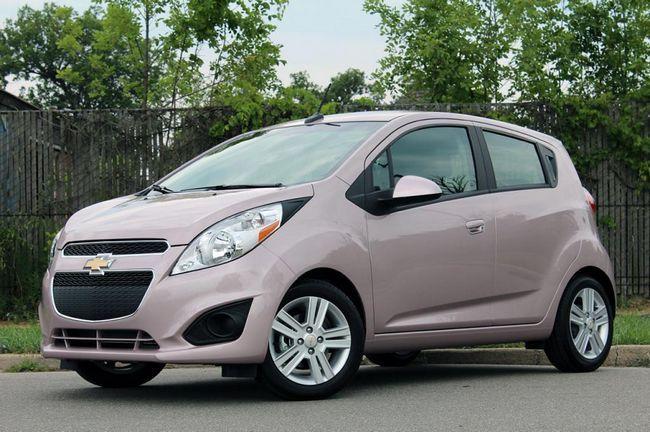 Chevrolet Spark: specificații, caracteristici și recenzii