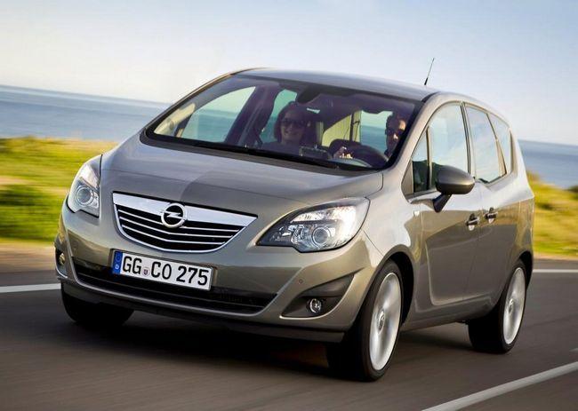 Opel Meriva: fotografii, specificații tehnice, recenzii