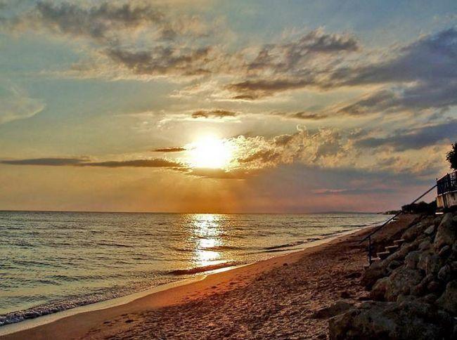 Temperatura de la Marea Azov