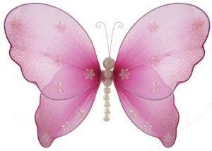 Fluture cu mâinile tale
