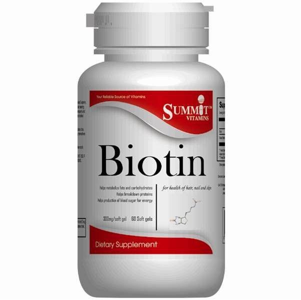 instrucțiuni pentru vitaminele biotin