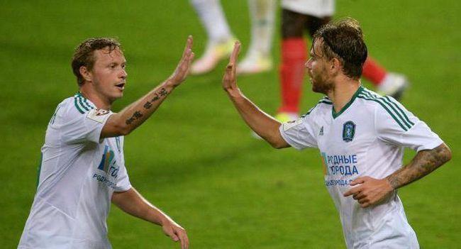 Jucătorul de fotbal Evgeny Balyaykin