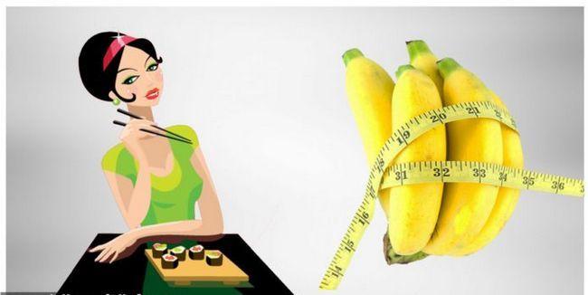 Dimineata dieta cu banane