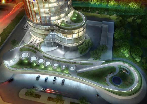 Turnul orașului Ekaterinburg
