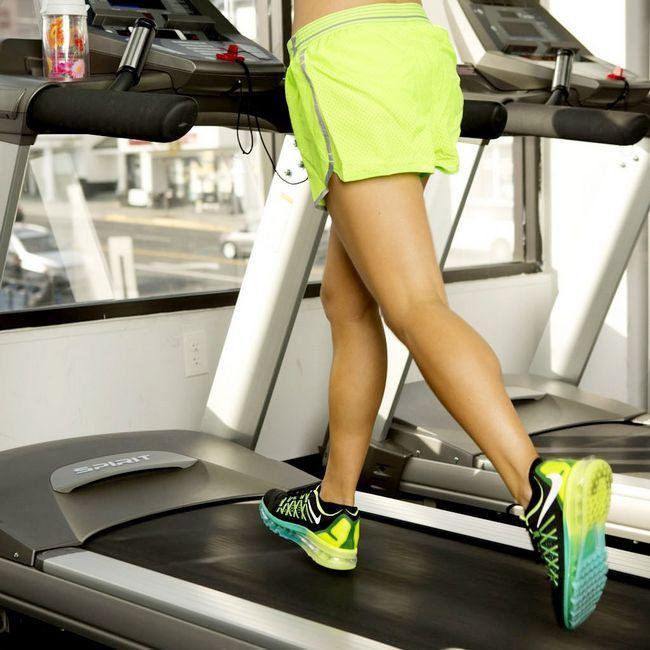 Pista de alergare pentru pierderea în greutate: recenzii și rezultate