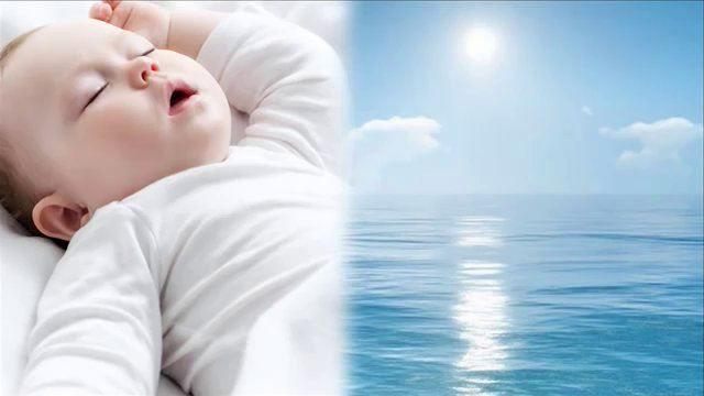zgomot alb pentru un copil