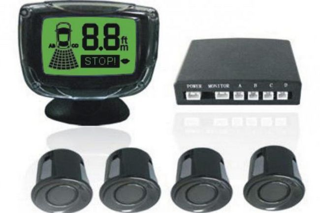 Parktronic Wireless