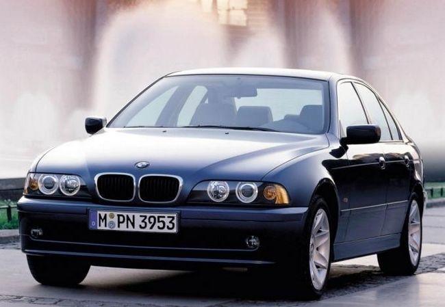 Nemuritor german - BMW 535