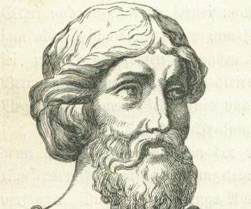 Portretul lui Pythagoras