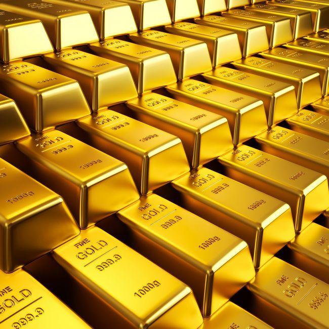 Barele de aur sunt în rânduri